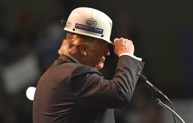 The House Trump Built